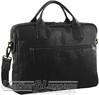Pierre Cardin Leather briefcase PC2807 BLACK
