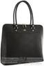 Morrissey leather business bag MO1992 BLACK