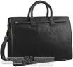 Pierre Cardin Leather briefcase PC2809 BLACK