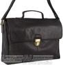 Pierre Cardin Leather briefcase PC3132 BLACK