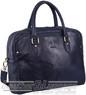 Pierre Cardin leather briefcase P3225 MIDNIGHT NAVY