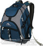 "High Sierra backpack Access 2.0 16"" laptop backpack 135041 NAVY"