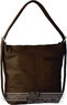Gabee Indiana convertable handbag / backpack LZ41011 Chocolate