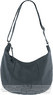 Gabee Karolina Leather Slouch crossbody LW66116 Denim