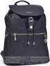 Hedgren Charm drawstring backpack REVELATION HCHM07 Black