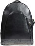 Hidesign leather backpack GOA / BLACK