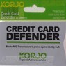 Korjo RFID credit card defender