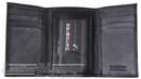 Samsonite RFID trifold wallet 50901 BLACK