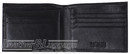 Samsonite RFID wallet with card flap 50902 BLACK