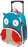 Skip Hop Zoo friends rolling luggage 212304 OWL