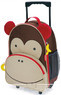 Skip Hop Zoo friends rolling luggage 212303 MONKEY