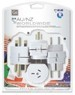 GO Travel worldwide double adaptor set 090