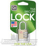 GO Travel TSA brass travel lock 340