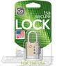 GO Travel TSA brass travel lock 340