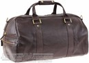 Hidesign leather duffle APOLLO BROWN